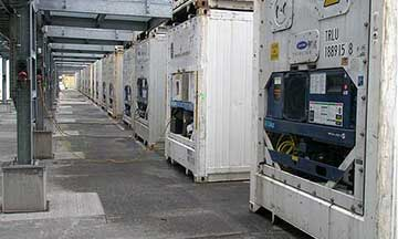 Conport Reefer Containers